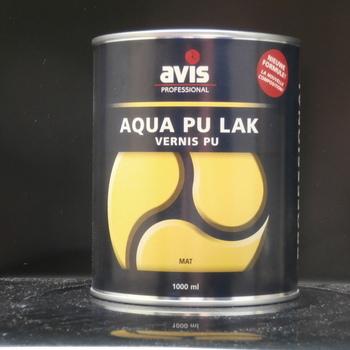 Aqua pu lak mat 1L